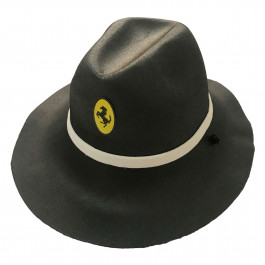 dace14f5f4e0b Chapéu Cowboy E.V.A Infantil - Preto - NaMega Festas
