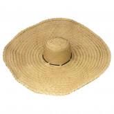 11fa506d70 Chapéu de Palha Gigante com Cordão