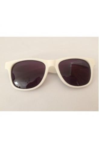 Óculos Restart - Branco - NaMega Festas f35e7c7114