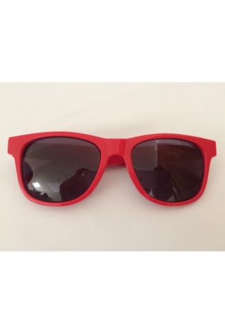 e1c5f6626bc63 Óculos Restart - Vermelho - NaMega Festas