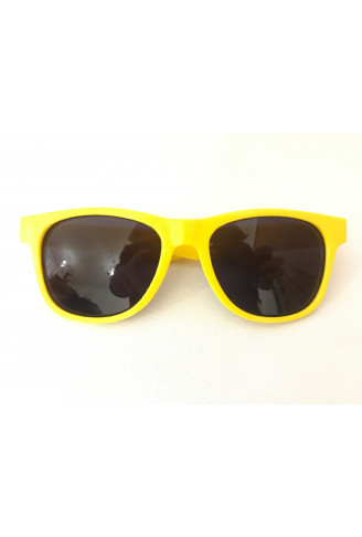 cd59f708ebd08 Óculos Restart - Amarelo Canário - NaMega Festas