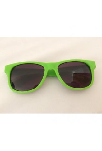76e8088b3b64d Óculos Restart - Verde Limão - NaMega Festas